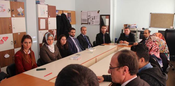 Aralık Ayı Eğitim Toplantısı Yapıldı