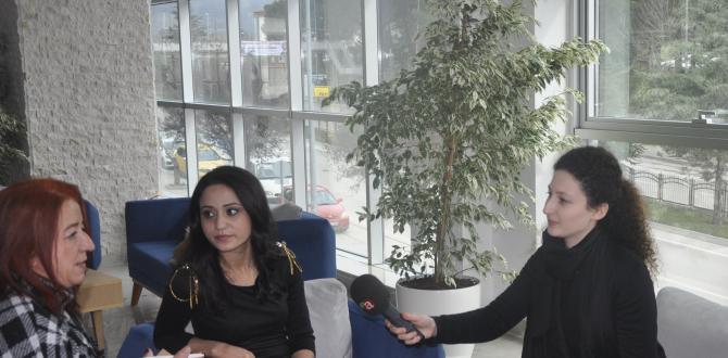 Ferhat ile Şirin film-dizi çekimi için yapılan seçmeler Amasya'da son buldu