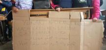 Duygulandıran Hediyeler Afrinli Öğrencilere Ulaştı