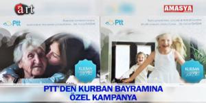 PTT'DEN KURBAN BAYRAMINA ÖZEL KAMPANYA