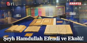 Şeyh Hamdullah Efendi ve Ekolü